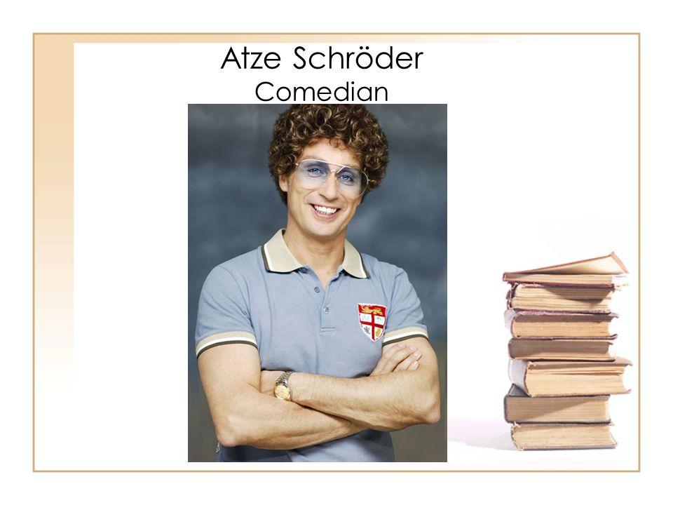 Atze Schröder Comedian