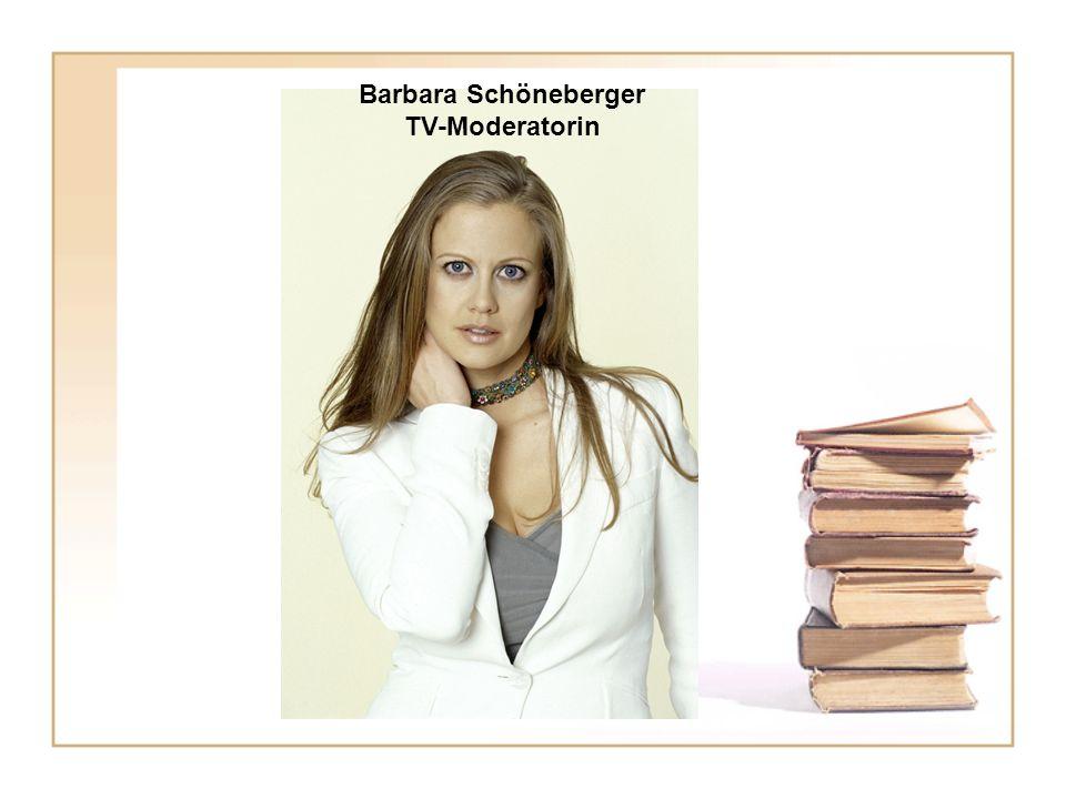 Barbara Schöneberger TV-Moderatorin