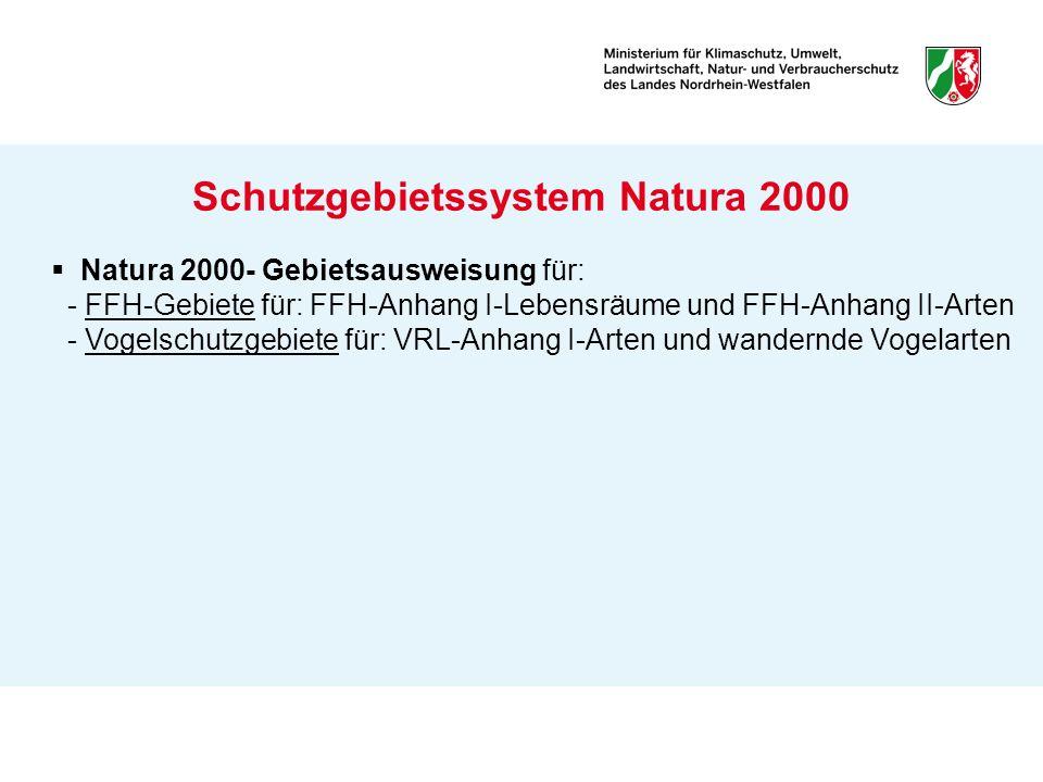 Schutzgebietssystem Natura 2000