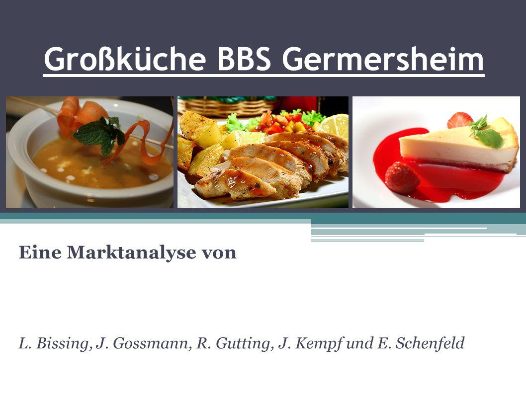 Großküche BBS Germersheim