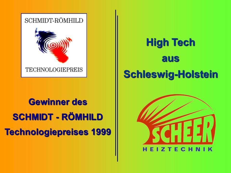 High Tech aus Schleswig-Holstein