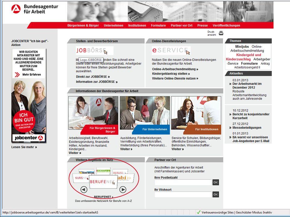 Thema, 0. Monat 2008, © Bundesagentur für Arbeit