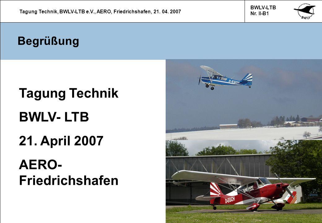 AERO- Friedrichshafen