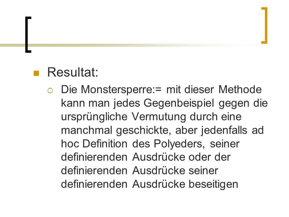 Resultat:
