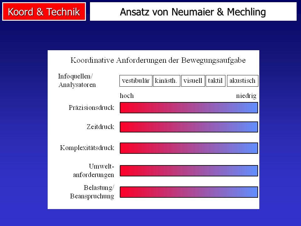 Ansatz von Neumaier & Mechling