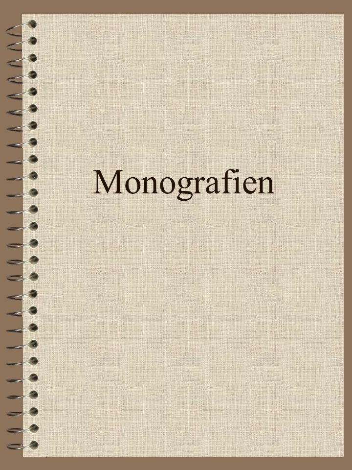 Monografien