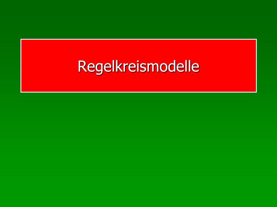 Regelkreismodelle