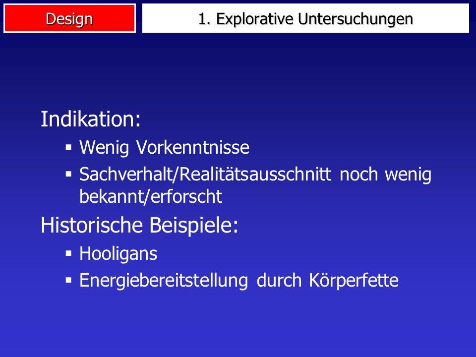 1. Explorative Untersuchungen