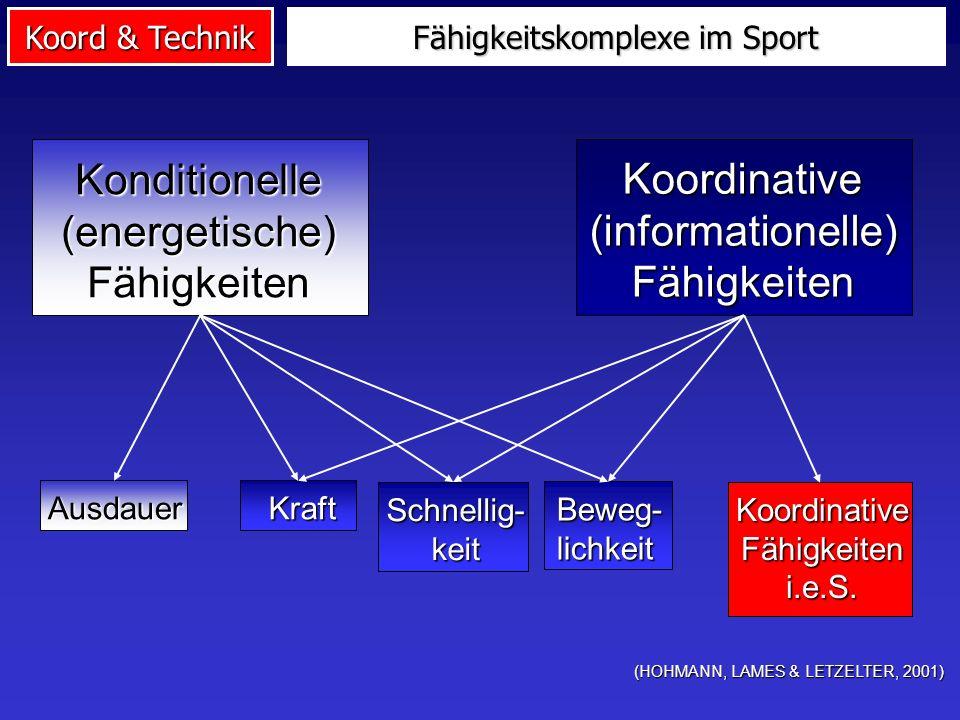 Fähigkeitskomplexe im Sport