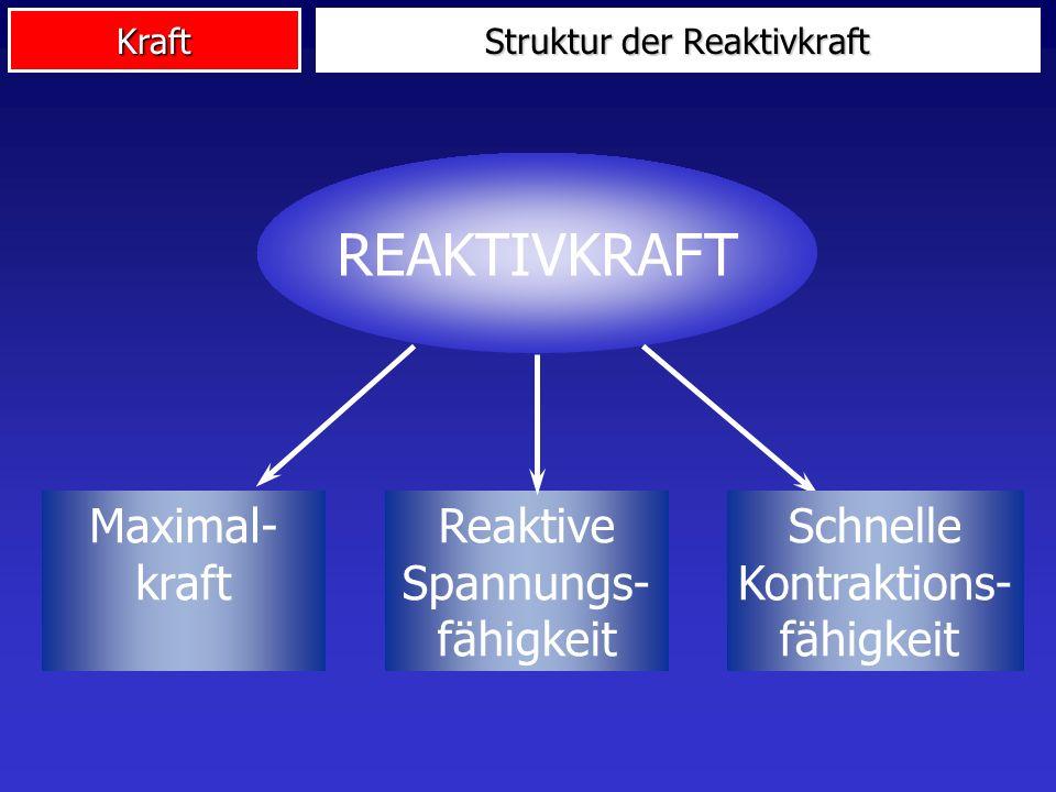 Struktur der Reaktivkraft