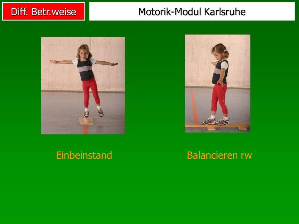 Motorik-Modul Karlsruhe
