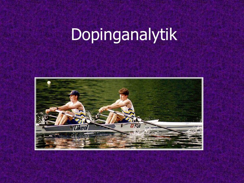 Dopinganalytik