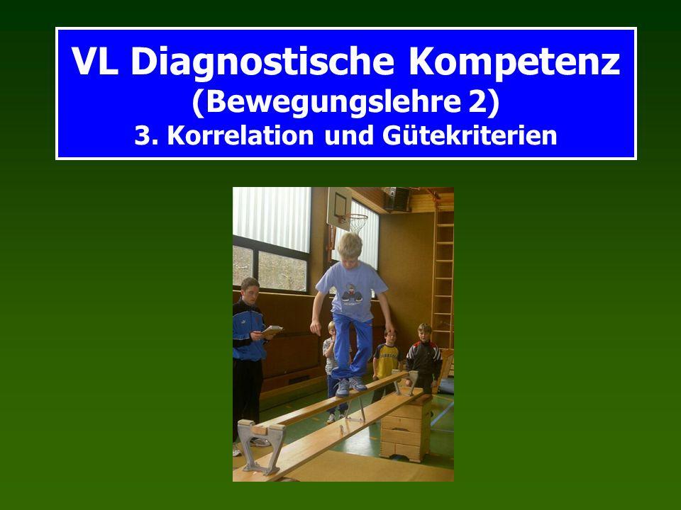 VL Diagnostische Kompetenz (Bewegungslehre 2) 3