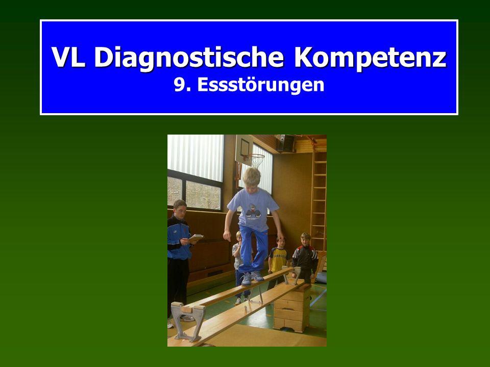 VL Diagnostische Kompetenz 9. Essstörungen