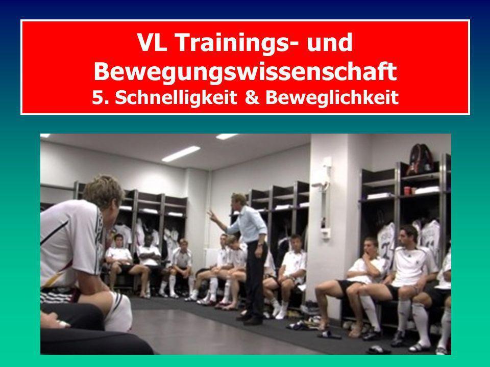 VL Trainings- und Bewegungswissenschaft 5