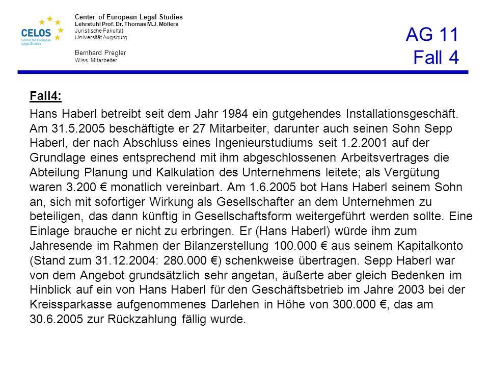 AG 11 Fall 4 Fall4: