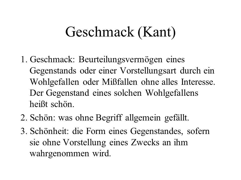 Geschmack (Kant)