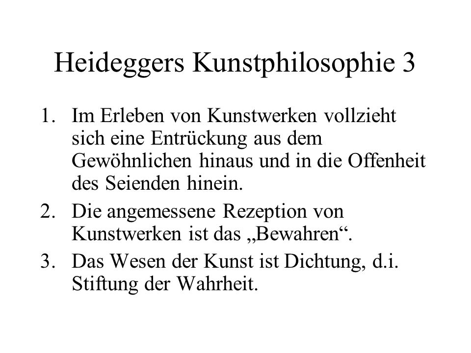 heidegger das ding essay A heidegger dictionary michael inwood  d 'das ding', in va165-18, 157-179/th(a 6 e thing', in pit,  (four essays by heidegger with extensive commentary by w.