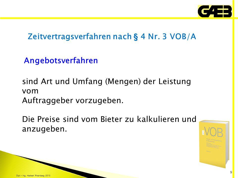 Dipl.- Ing. Herbert Rheinberg 2013