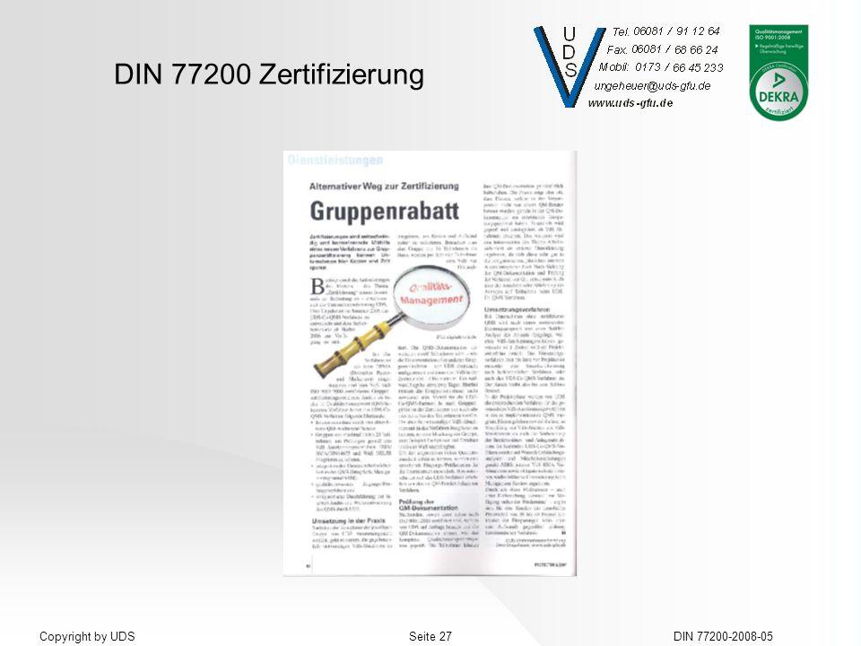 Seite 27 DIN 77200-2008-05