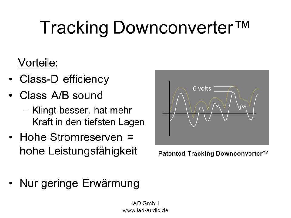 Tracking Downconverter™