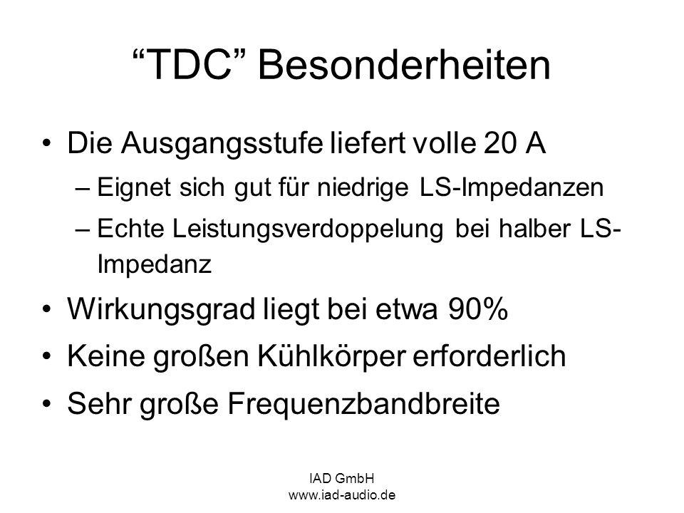 IAD GmbH www.iad-audio.de