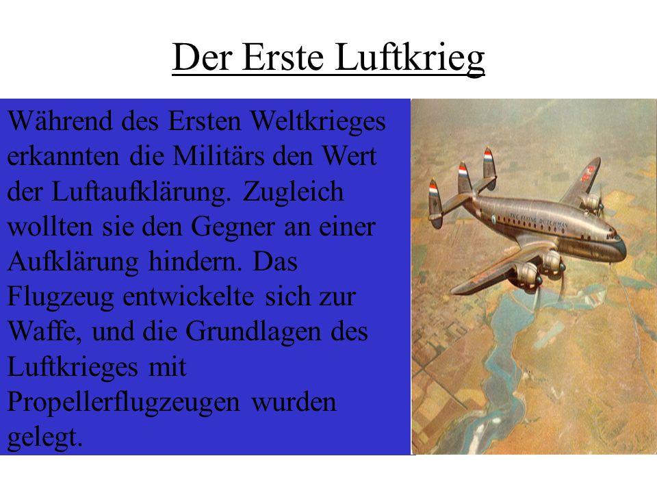 Der Erste Luftkrieg