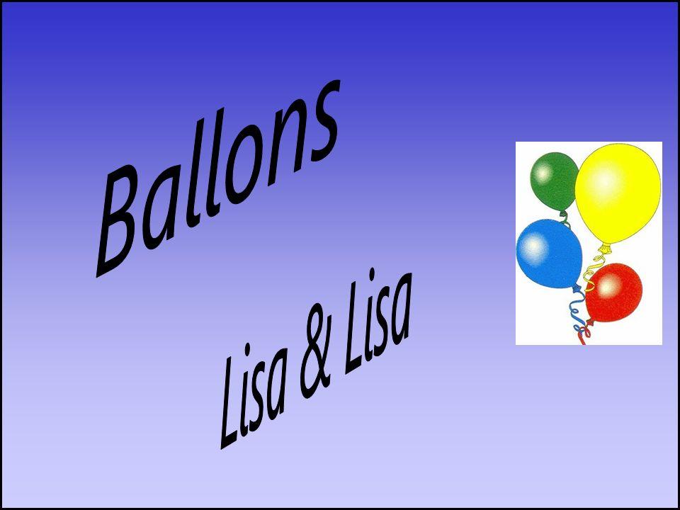 Ballons Lisa & Lisa