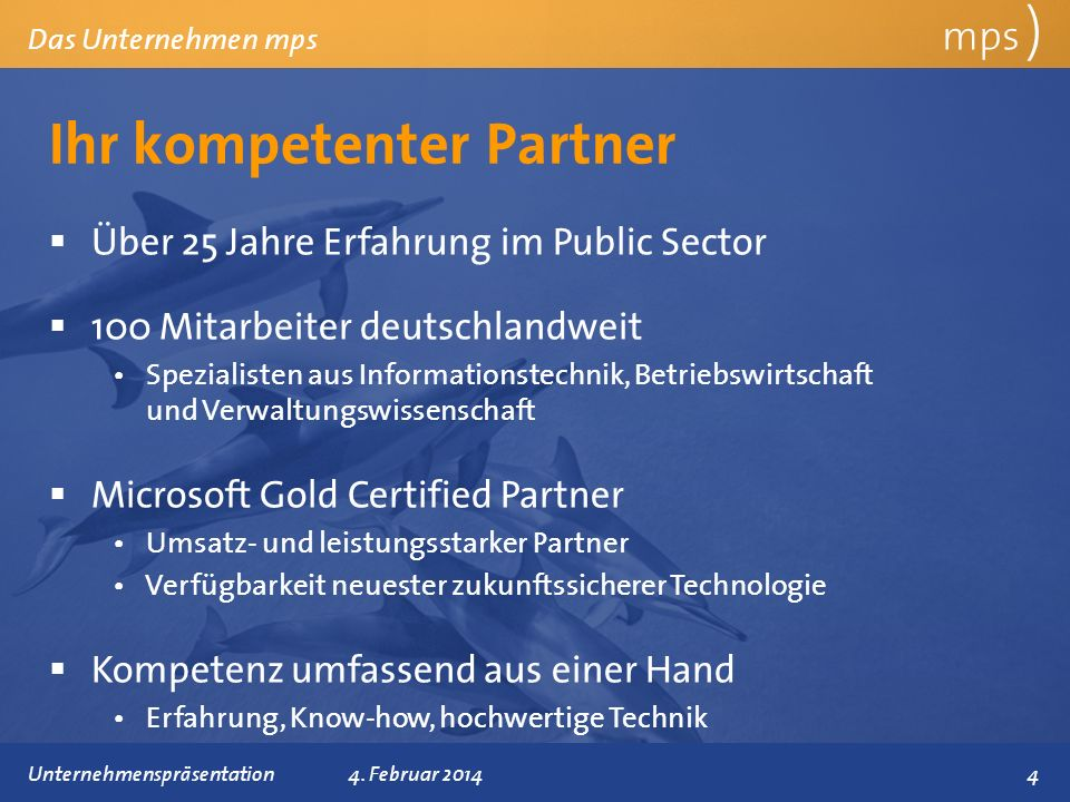 Ihr kompetenter Partner