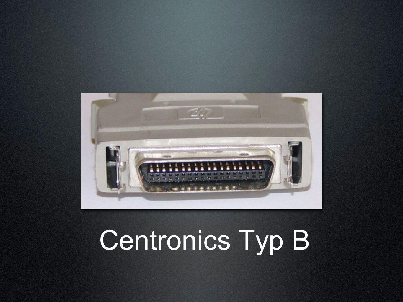 Centronics Typ B