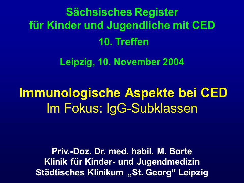 Immunologische Aspekte bei CED