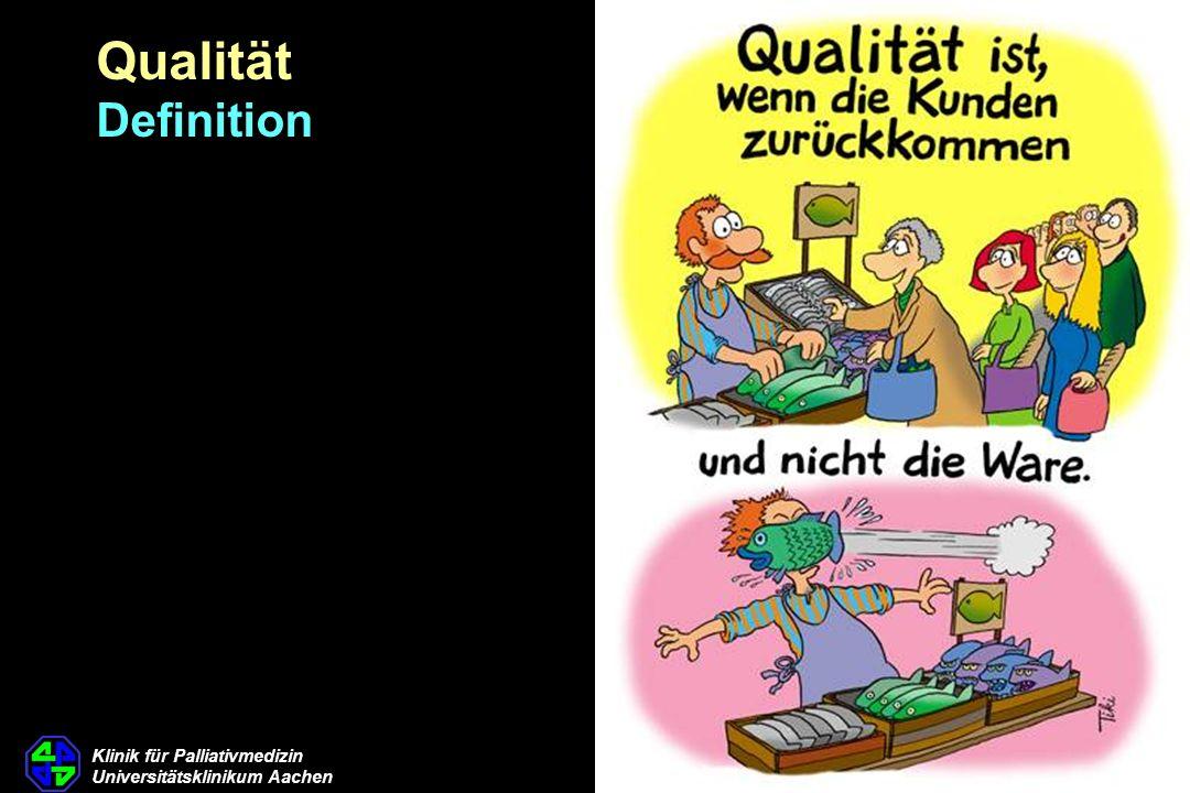 Qualität Definition 1999 – 2006 = 11.652 Patienten