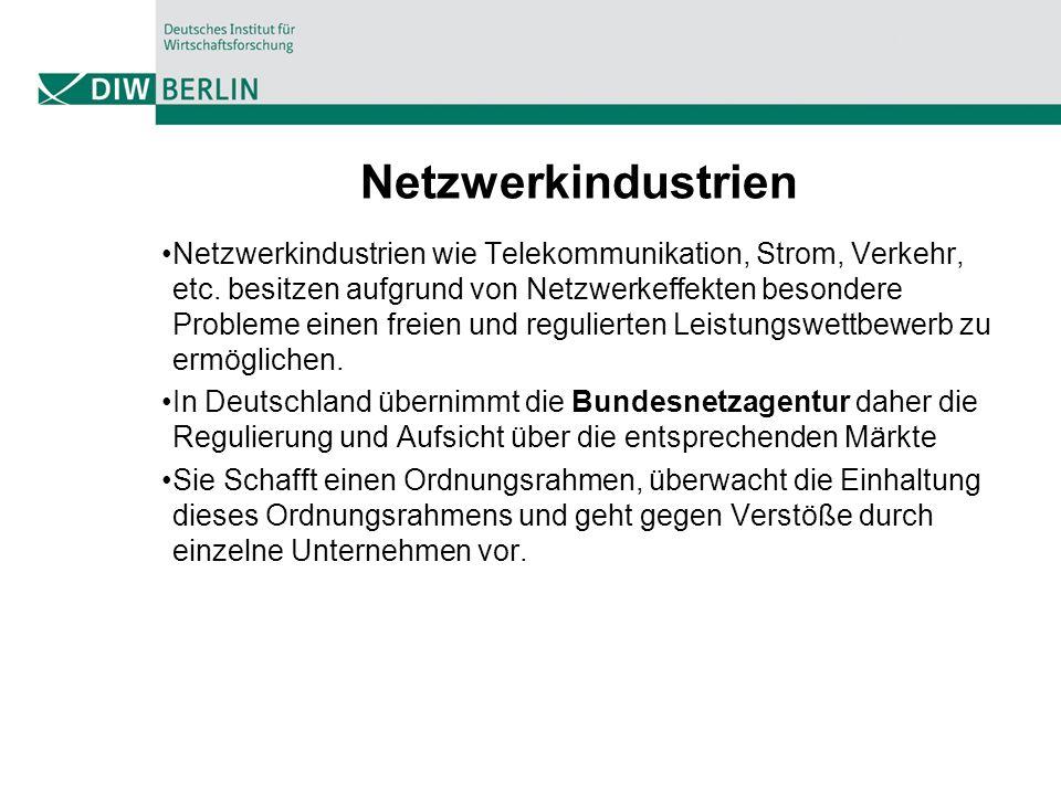 Netzwerkindustrien