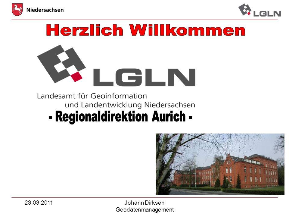 - Regionaldirektion Aurich -