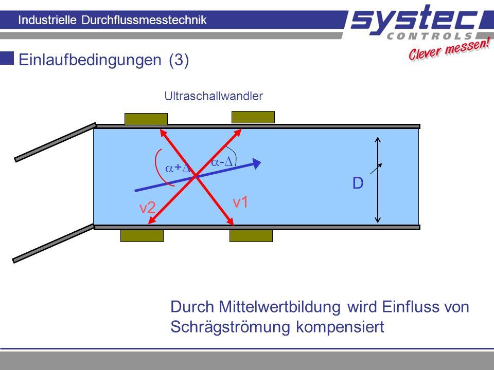 Einlaufbedingungen (3)