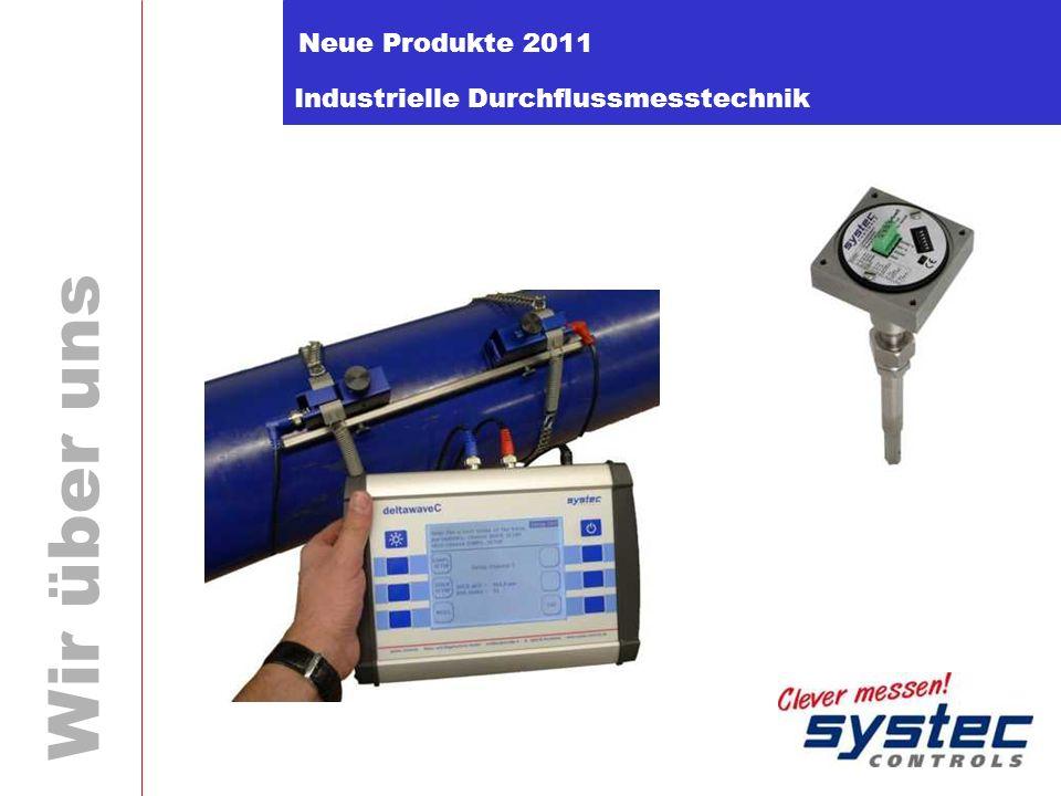 Neue Produkte 2011