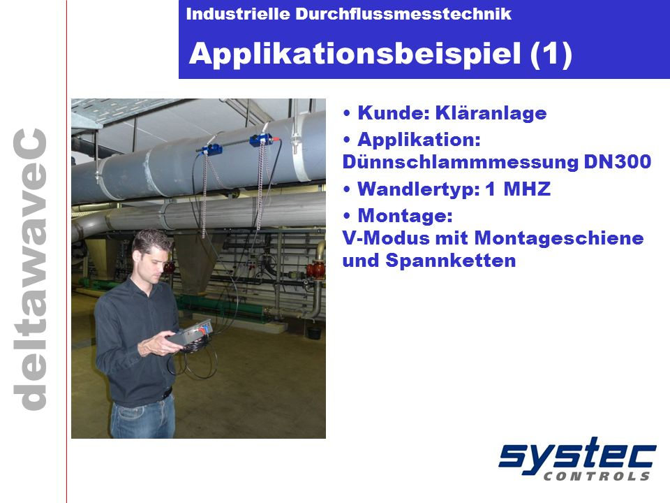 Applikationsbeispiel (1)