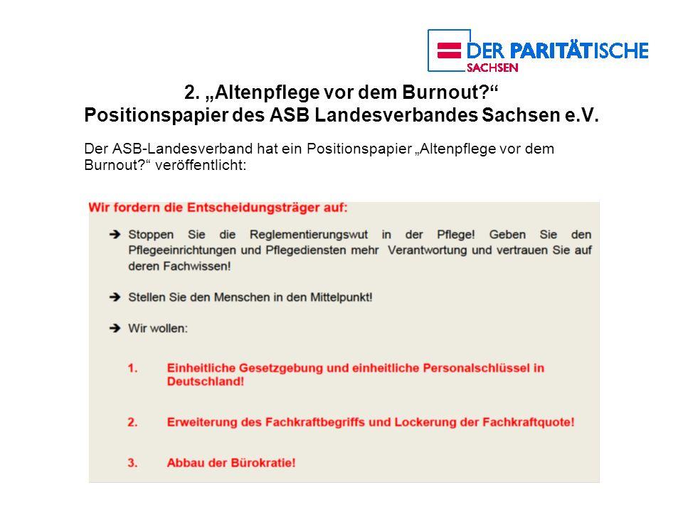 "2. ""Altenpflege vor dem Burnout"