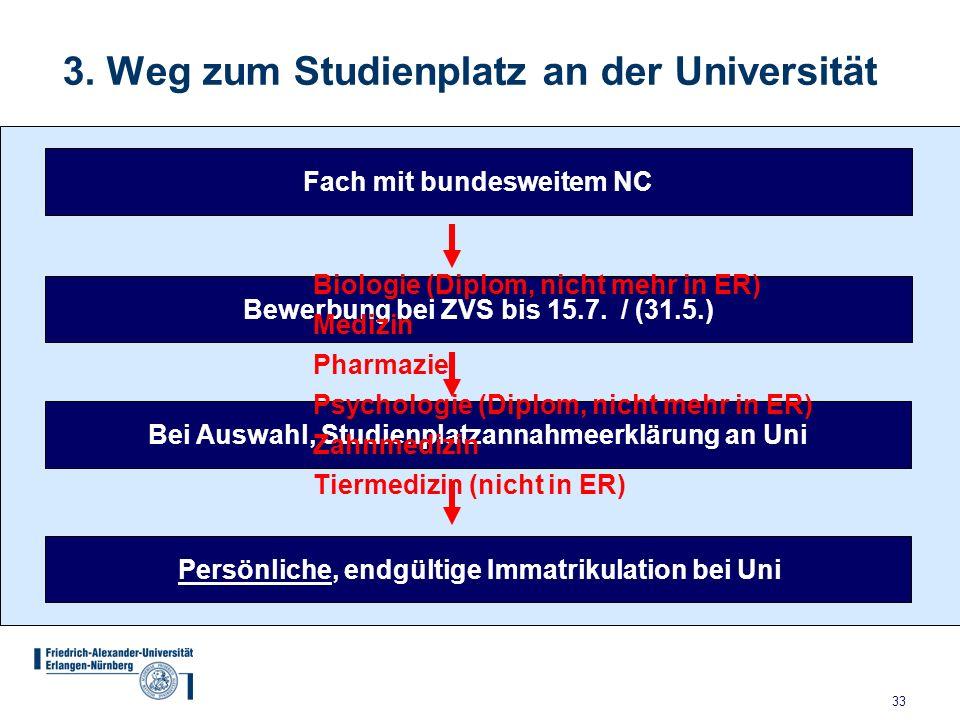 Friedrich alexander universit t erlangen n rnberg ppt for Uni psychologie nc