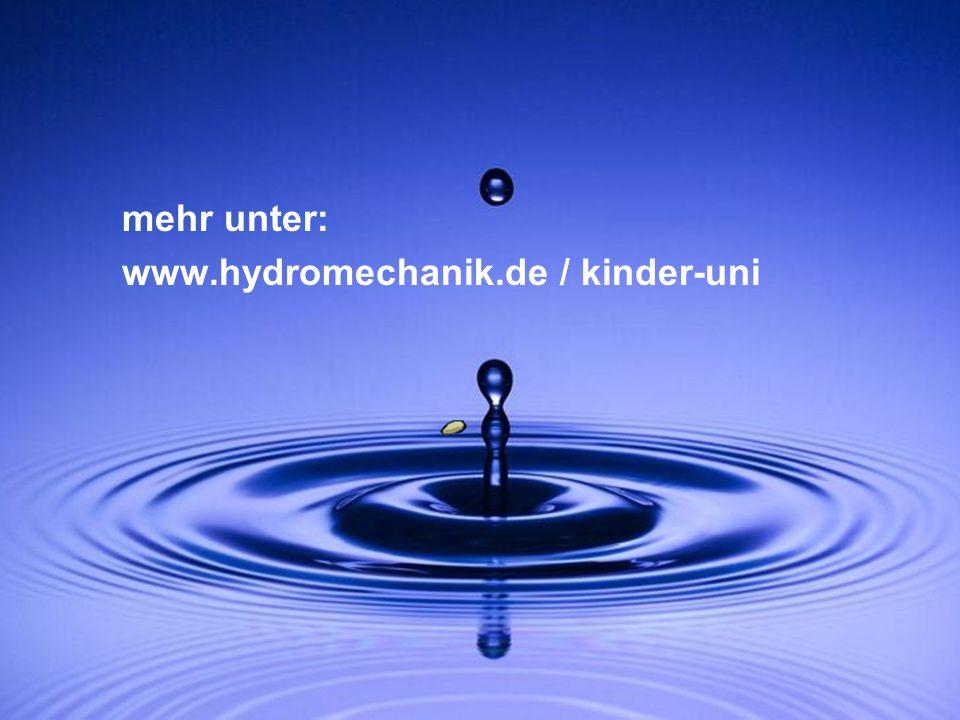 www.hydromechanik.de / kinder-uni