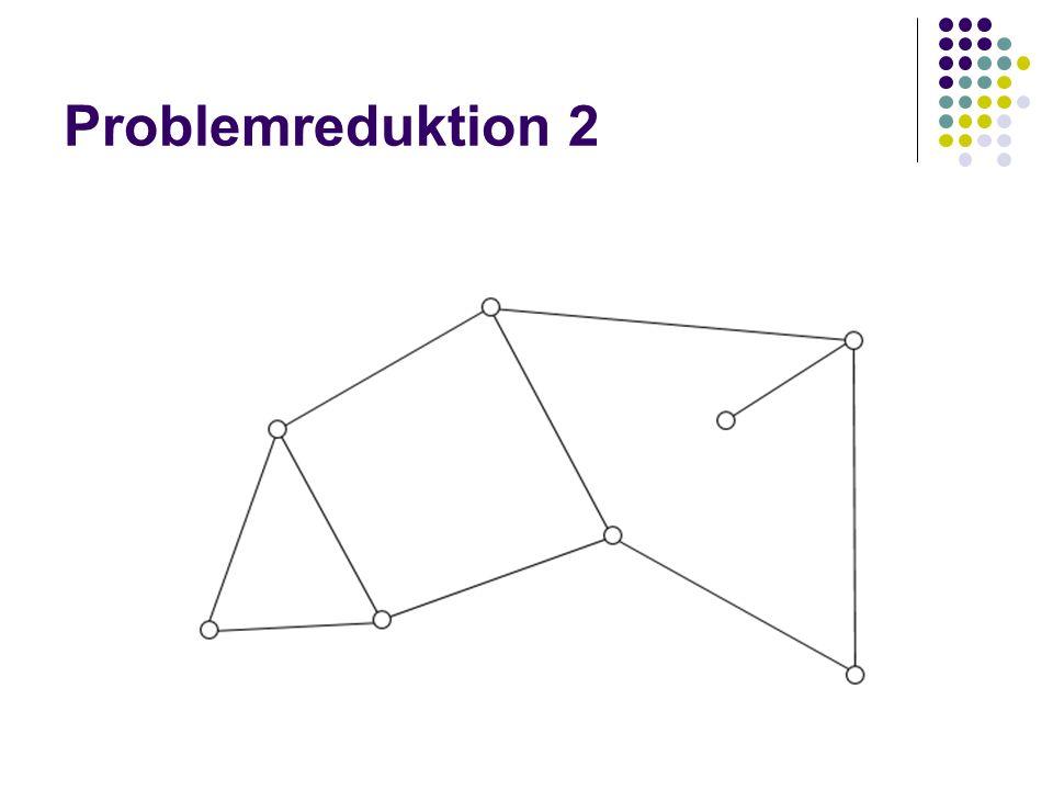 Problemreduktion 2