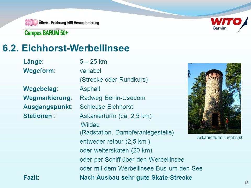 6.2. Eichhorst-Werbellinsee
