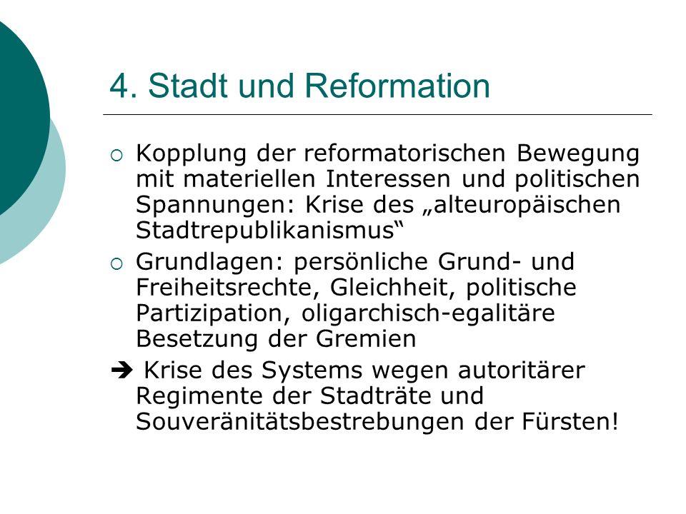 4. Stadt und Reformation