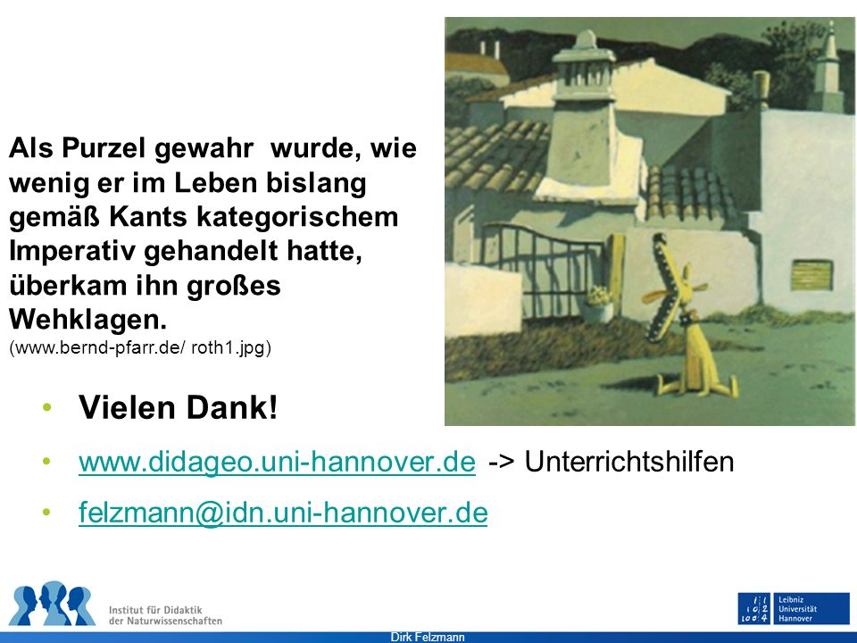 Vielen Dank! www.didageo.uni-hannover.de -> Unterrichtshilfen