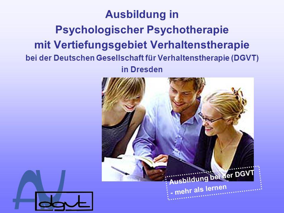 Psychologischer Psychotherapie
