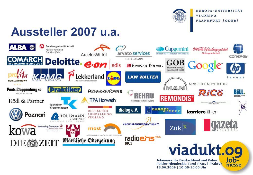 Aussteller 2007 u.a.