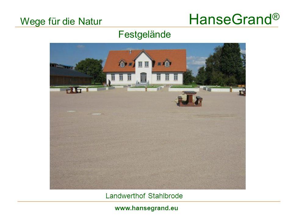 HanseGrand® Wege für die Natur Festgelände Landwerthof Stahlbrode