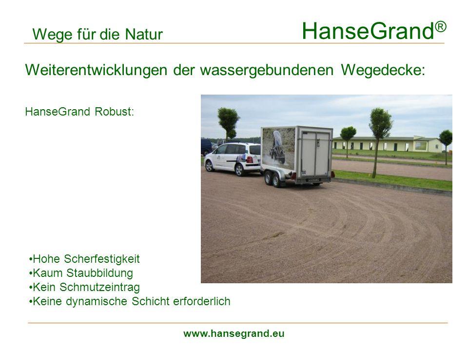 HanseGrand® Wege für die Natur