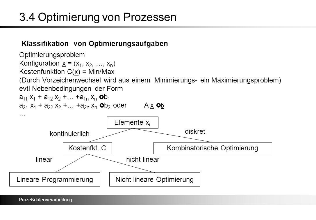 3.4 Optimierung von Prozessen