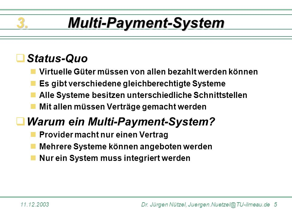 Multi-Payment-System